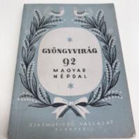 Gyöngyvirág 92 Magyar Népdal