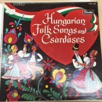 Hungarian Folk Songs and Csàrdàses