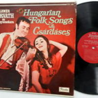 Hungarian Folk Songs & Csárdáses